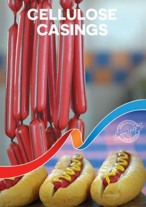 Cellulose casings